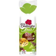 La Boulangère brioche bio au chocolat 240g