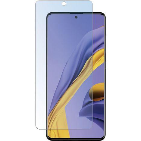 QILIVE Protection écran en verre trempé pour Samsung Galaxy A51 - Transparent