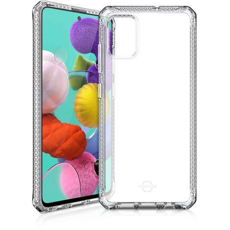 ITSKINS Coque pour Samsung Galaxy A51 - Transparent