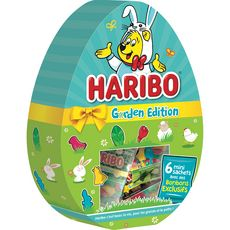 HARIBO Haribo boite oeuf assortiment 230g 230g
