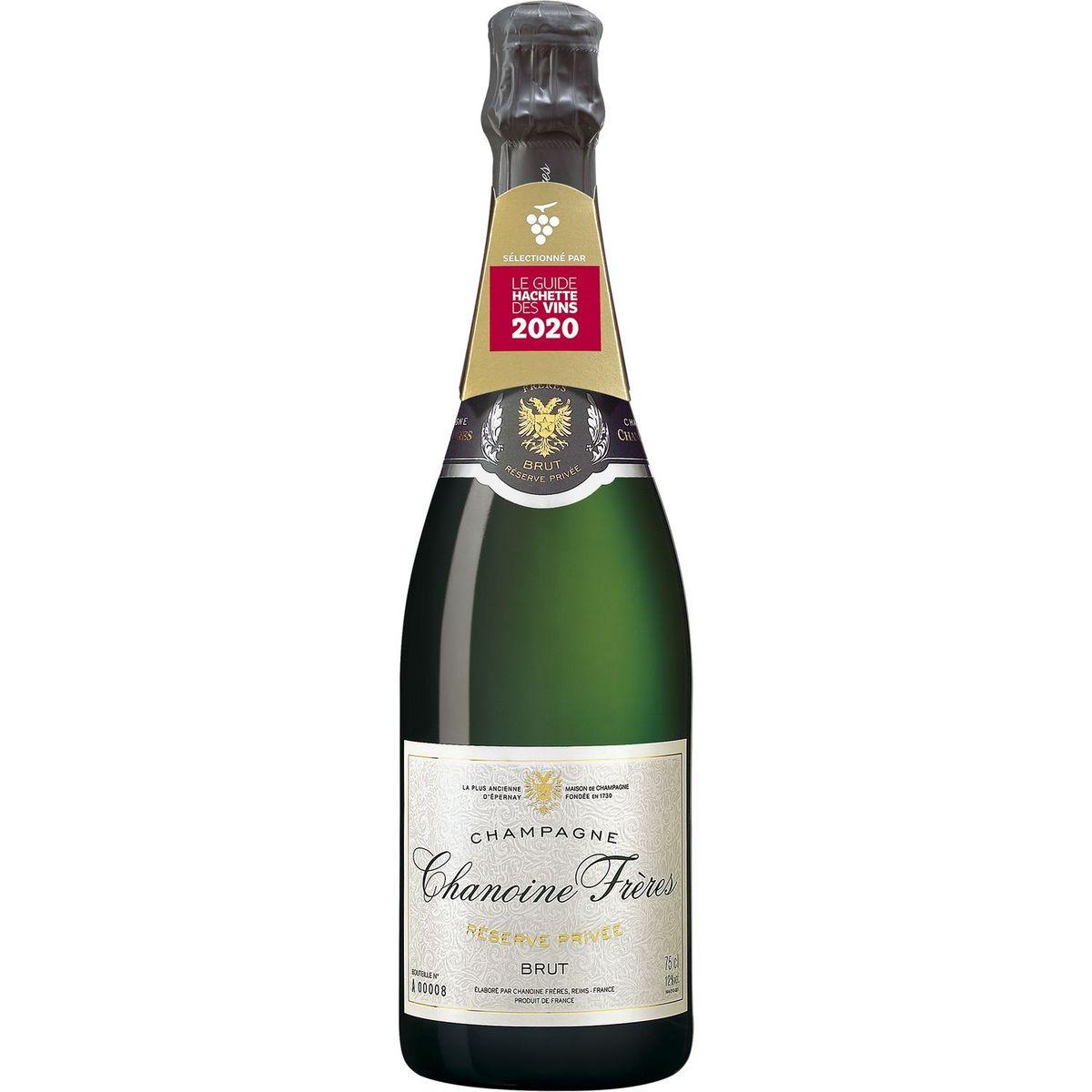 AOP Champagne brut réserve privée