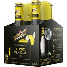 Schweppes Premium mixers tonic original 4x20cl