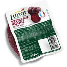 LUNOR Lunor betterave rouge épluchée 225g 225g