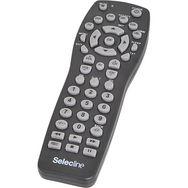 SELECLINE Télécommande Universelle 6 en 1 EAST Noire