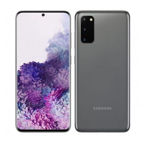SAMSUNG Smartphone Galaxy S20 128 Go 6.2 pouces Gris 5G Double port Sim + e-Sim