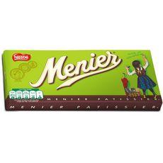 MENIER Tablette de chocolat noir pâtissier 1 pièce 200g