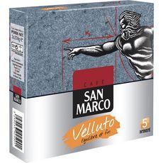SAN MARCO Café moulu velluto 2x250g