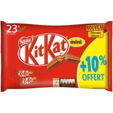 KIT KAT Mini barres au chocolat au lait 350g +10%