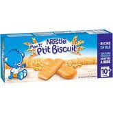 Nestlé ptit biscuit mon premier 180g dès 10mois
