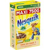 Nestlé Nesquik Céréales au chocolat 750g