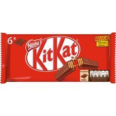 KIT KAT Kit Kat Barres chocolatées 6 barres 249g 6 barres 249g