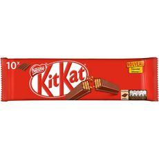KIT KAT Barres chocolatées 10 barres 415g
