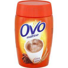 OVOMALTINE Chocolat en poudre aux céréales 400g