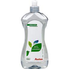 AUCHAN MIEUX VIVRE Liquide vaisselle pin eucalyptus 500ml