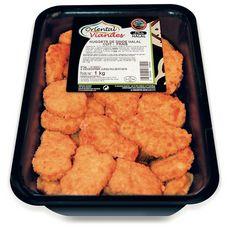 EL SAADA El Saada nuggets de dinde halal 1kg 1kg