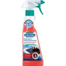 DR BECKMANN Spray nettoyant induction et vitrocéramique 250ml