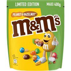 M&M'S M&M's peanut et noisettes maxi 400g 400g
