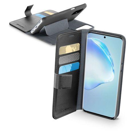 CELLULAR Étui folio pour Samsung Galaxy S20+ - Noir