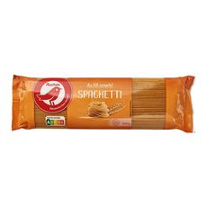 AUCHAN Spaghetti au blé complet 500g