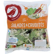 AUCHAN Salade et crudités 150g