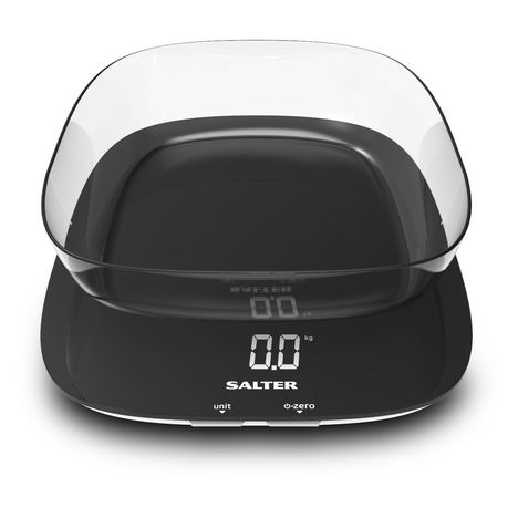 SALTER Balance de cuisine 1120 BKDR - Noir