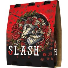 LICORNE Slash red bière rouge aromatisée à la cerise 8% 3x33cl