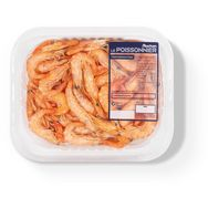 Crevette sauvage filière 120/150 500g