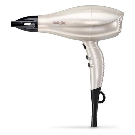 BABYLISS Sèche cheveux 5395PE - Gris