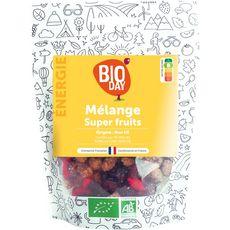 Bio Day Mélange super fruits 125g