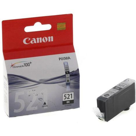 CANON Cartouche CLI-521 BLK BLISTER W/ SEC