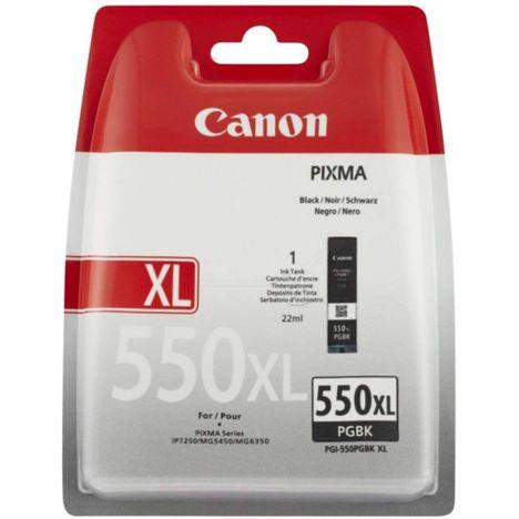 CANON Cartouche d'encre PGI-550 XL - Noir