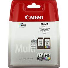 CANON Cartouche d'encre PG-545/CL-546 Multipack Noir + Couleur