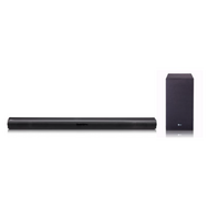 LG SJ4 - Barre de son + caisson de basses