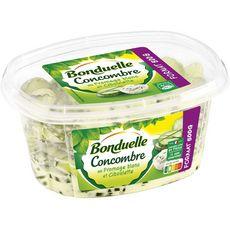 BONDUELLE Concombres au fromage blanc et ciboulette 500g
