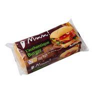 Mmm! L'authentique burger x4 -330g