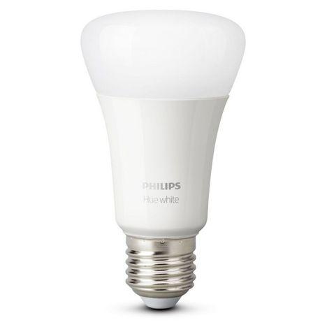 PHILIPS Lot de 2 ampoules connectées Hue White E27