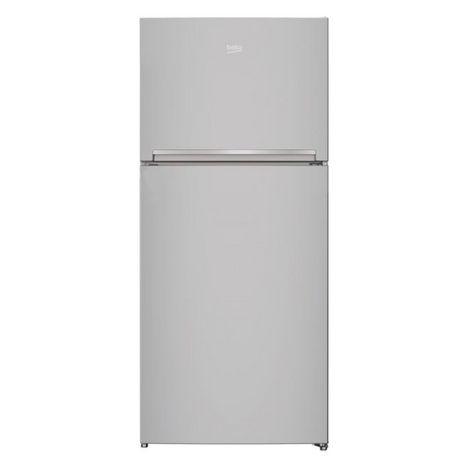 BEKO Réfrigérateur combiné RDSE450K20S, 389 L, Froid brassé
