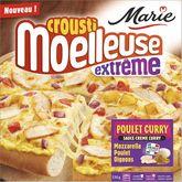 Marie Marie pizza crousti moelleuse au curry 530g