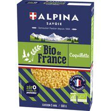 ALPINA Alpina Savoie Coquillettes bio 500g 500g