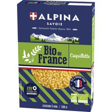 ALPINA Coquillettes bio 500g