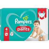 Pampers Pampers Baby-dry pants couches-culottes taille 4 (9-15kg) x41