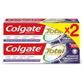Colgate Colgate dentifrice total advanced gencive 2x75ml