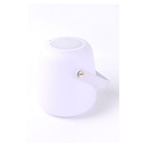 QILIVE Enceinte portable extérieure Bluetooth - Blanc -  Q1702