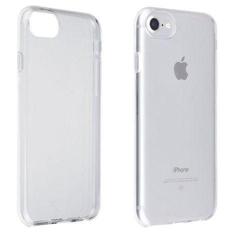 QILIVE Coque pour Apple iPhone 6/6S/7/8 - Transparent