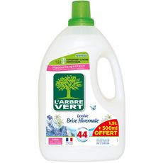 L'Arbre Vert lessive diluée hivernale 1,5l +500ml offert