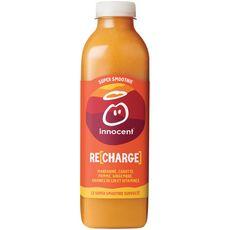 Innocent Super smoothie de mandarines, carottes et gingembres 750ml