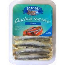 Micéli anchois marinés nature 100g