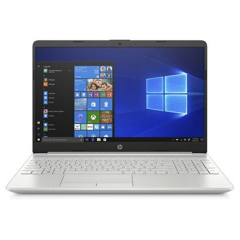 HP Ordinateur Portable Laptop 15-DW0109NF - Argent.