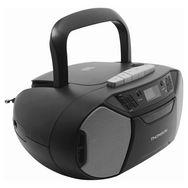 THOMSON Radio Cassette/CD/USB portable - Noir - RK250UCD