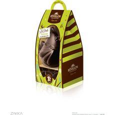 REVILLON CHOCOLATIER Moulage poule en chocolat noir 300g